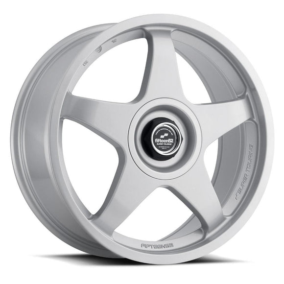 FIFTEEN52 - FIFTEEN52 Chicane Speed Silver 18x8.5 5x100 / 5x114.3 +45mm STCSS-88550+45 - Wheels -18x8.5 5x100 45mm, 18x8.5 5x114.3 45mm, Fifteen52, Honda Civic, Honda S2000, Hyundai Veloster N, Scion FR-S, Subaru BRZ, Subaru Impreza WRX, Subaru Impreza WRX STI, Subaru WRX, Toyota 86, Wheels - STCSS-88550+45 - Tatis Motorsports