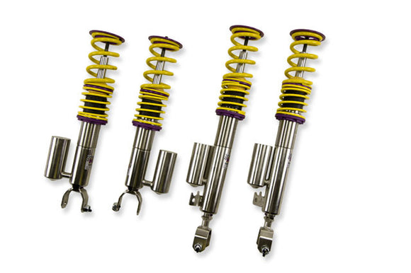 KW Suspensions - KW Coilover Kit V3 (00 - 09 Honda S2000) 35250005 - Coilovers -Coilover, Honda S2000, KW Suspensions - 35250005 - Tatis Motorsports