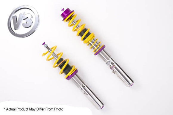 KW Suspensions - KW Coilover Kit V3 (00 - 03 Subaru Impreza RS/WRX) 35245002 - Coilovers -Coilover, KW Suspensions, Subaru Impreza, Subaru Impreza WRX, Subaru WRX - 35245002 - Tatis Motorsports