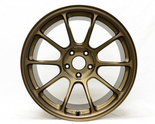 Volk Racing ZE40 18x9.5 5x120 +40 Bronze-Wheels-Volk Racing Wheel-18x9.5 5x120 40mm, Honda Civic Type R FK8, Volk Racing Wheel-Tatis Motorsports