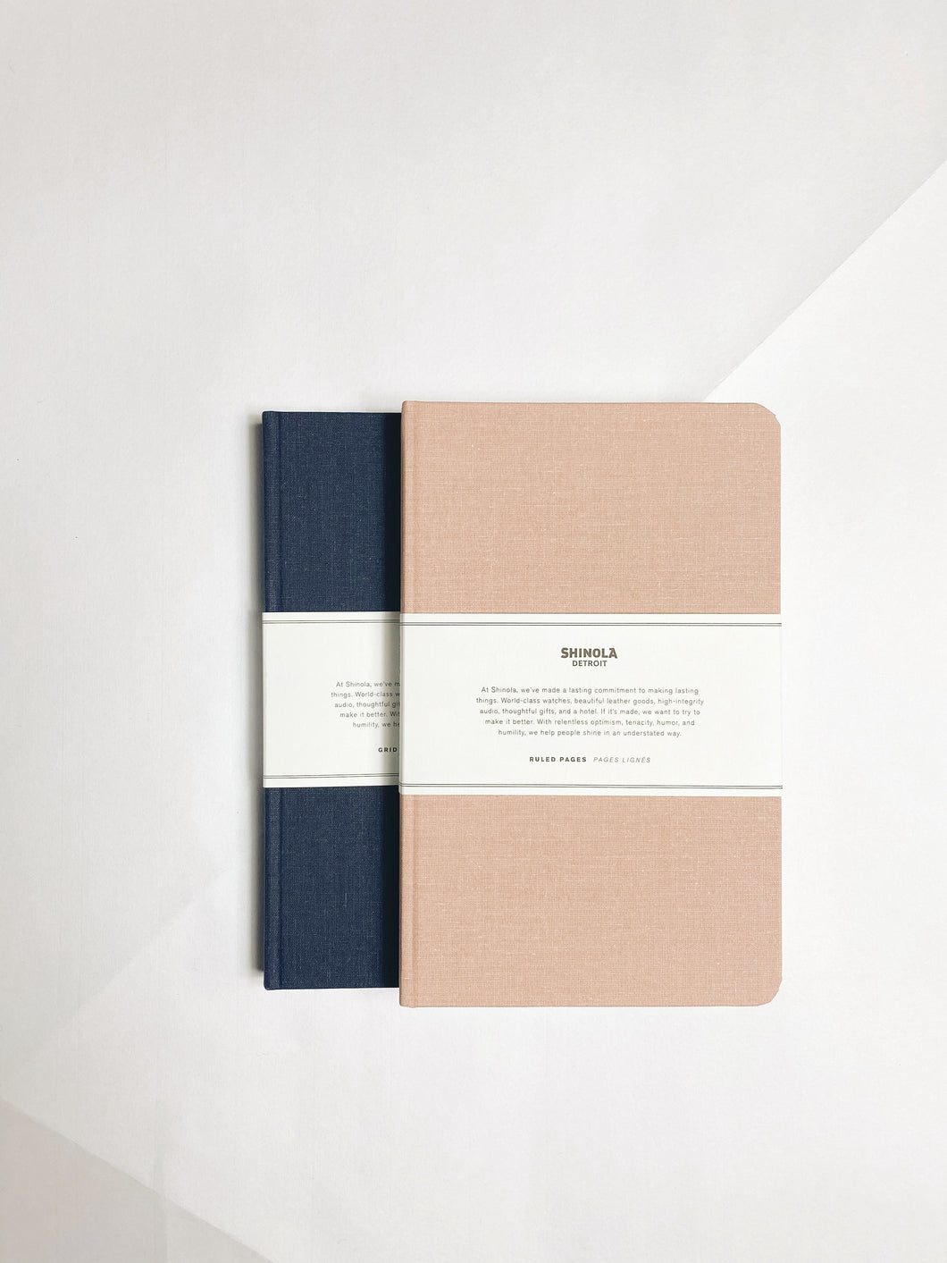 Hard Linen Journal