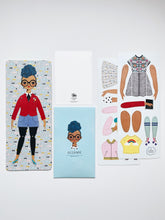 Load image into Gallery viewer, Rosemarie Paper Doll Kit