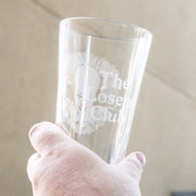 16oz The Losers Club Beer Glass