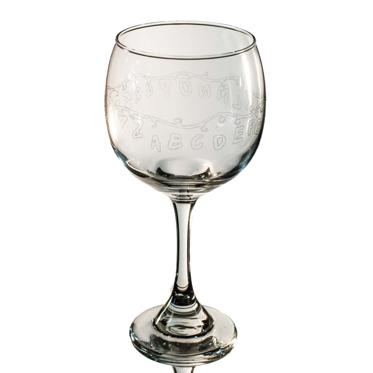 20oz Alphalights Wine Glass L1