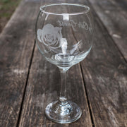 20oz Be Our Guest Wine Glass L1