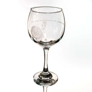 20oz Open Your Mind Wine Glass L1
