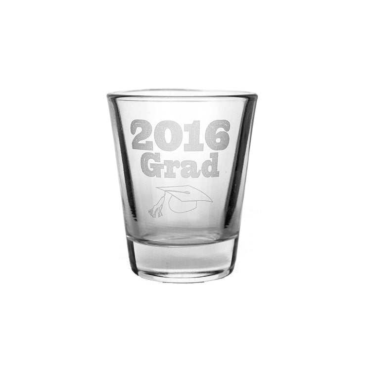 2016 Grad Shot Glass