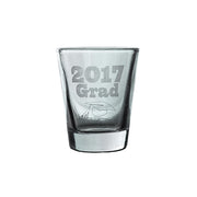 2017 Grad Shot Glass