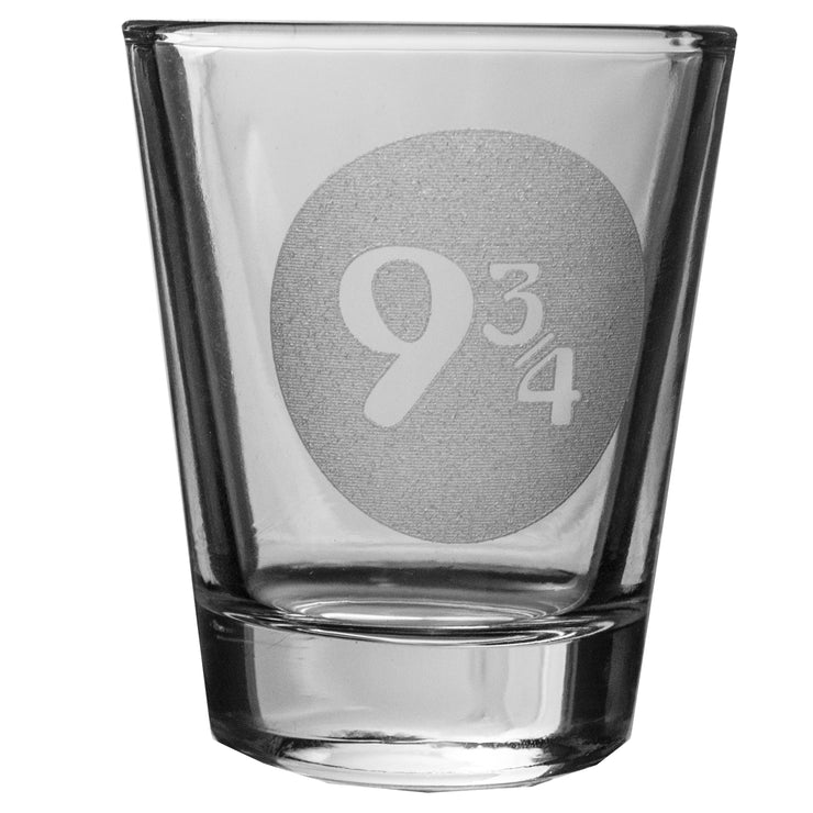 9 3/4 Shot Glass