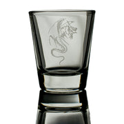 Dragon Three SHOT GLASS