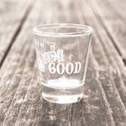 Neutral Good - Know Your Role - Shot Glass