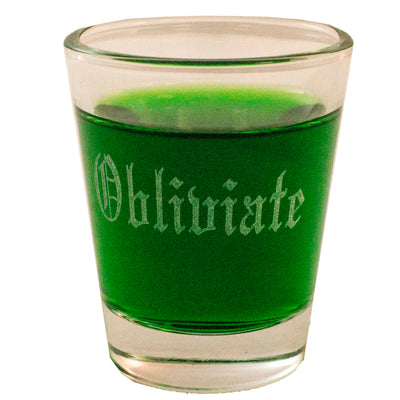 2oz Obliviate Shot Glass