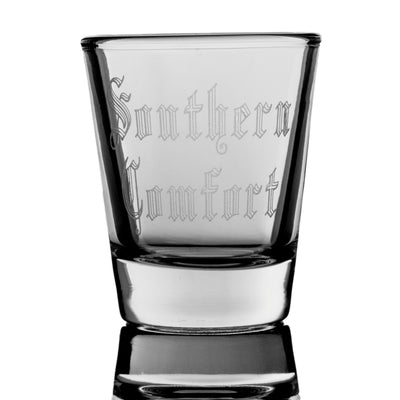 Southern Comfort Shot Glass