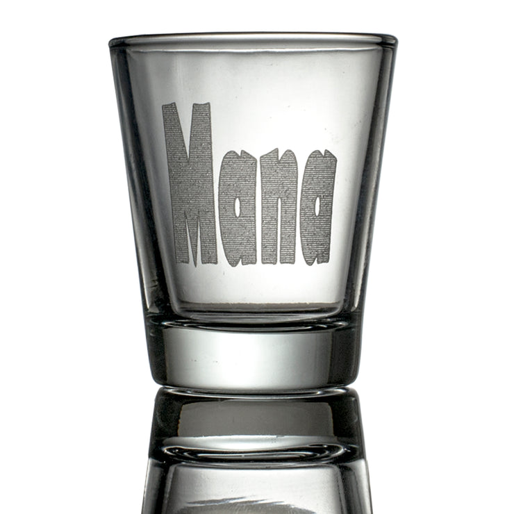 2oz Mana Shot Glass