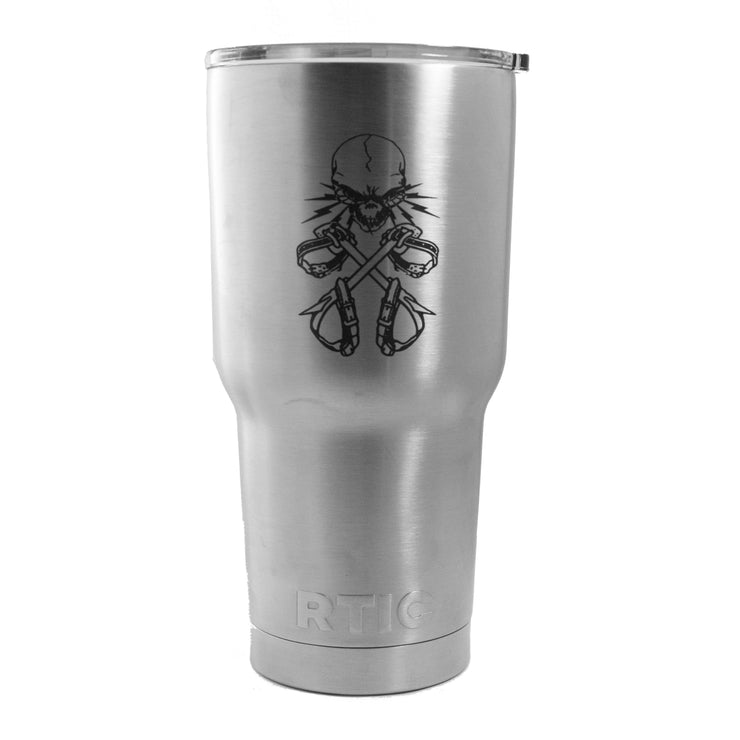 30oz Lineman Jolly 3 RTIC Mug L1