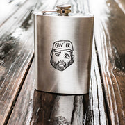 8oz Giver Flask L1