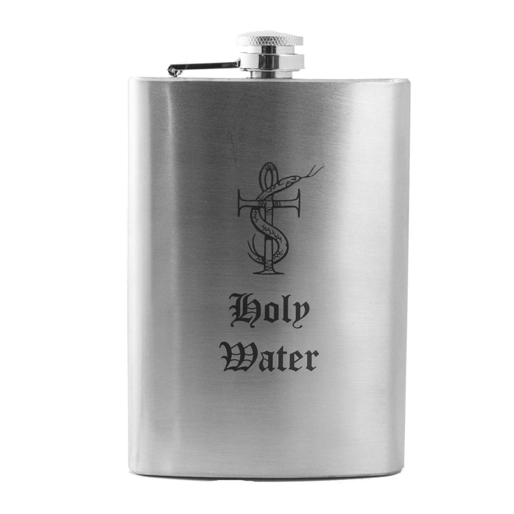 8oz Holy Water Flask L1