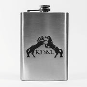 8oz Khal Flask L1