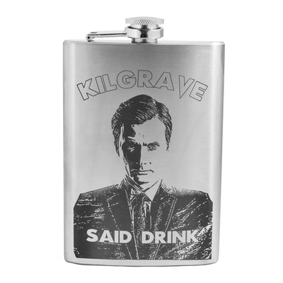 8oz Kilgrave Said Drink Flask L1
