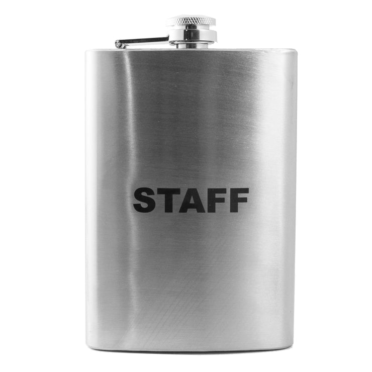 8oz Staff Flask L1