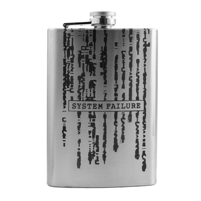 8oz System Failure Flask L1