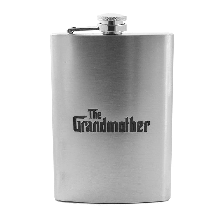 8oz The Grandmother Flask L1