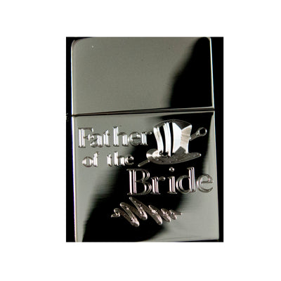 Lighter - Father of the Bride Polish Chrome R1