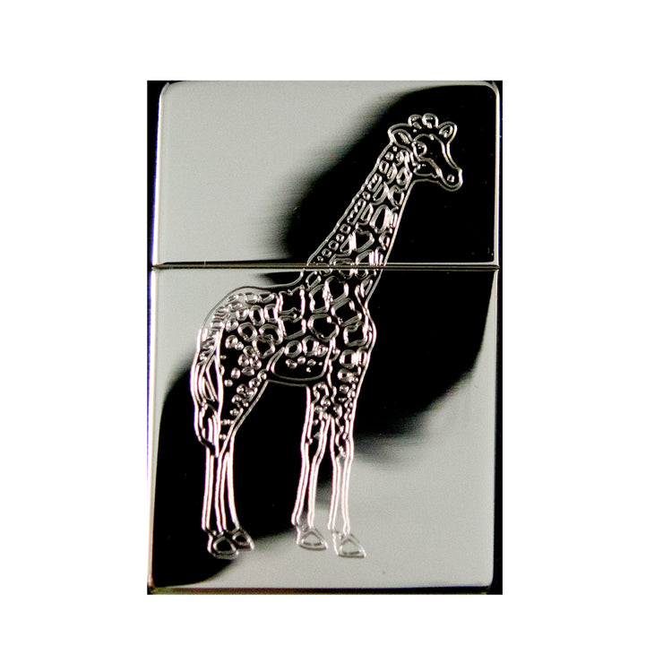 Lighter - Giraffe High Polish Chrome R1
