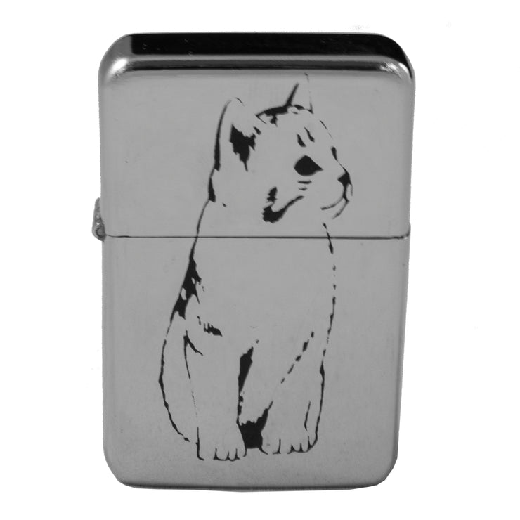 Lighter - Kitten High Polish Chrome L1
