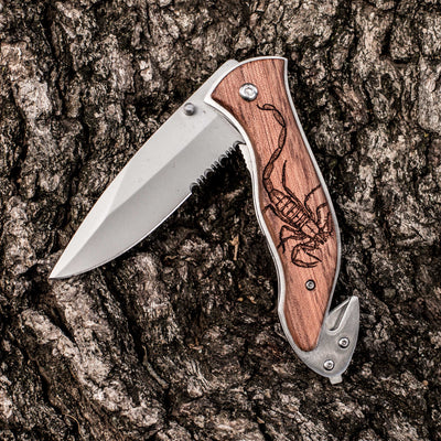 Knife - Scorpion 138