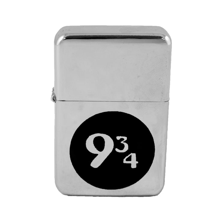 Lighter - 9 and Three Quarters High Polish Chrome L1
