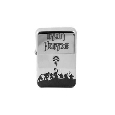 Lighter - Iron Horde High Polish Chrome L1