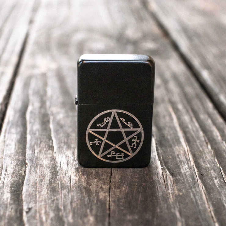 Lighters - BLACK - Demon Trap R1
