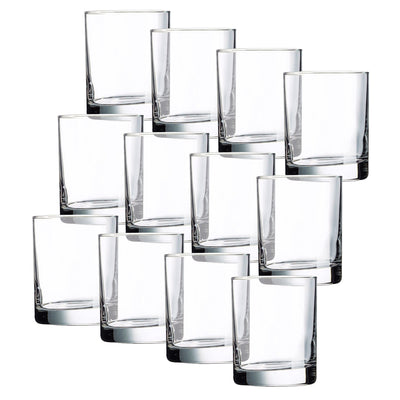 Designer Rocks Glass - Customized - Set of 12