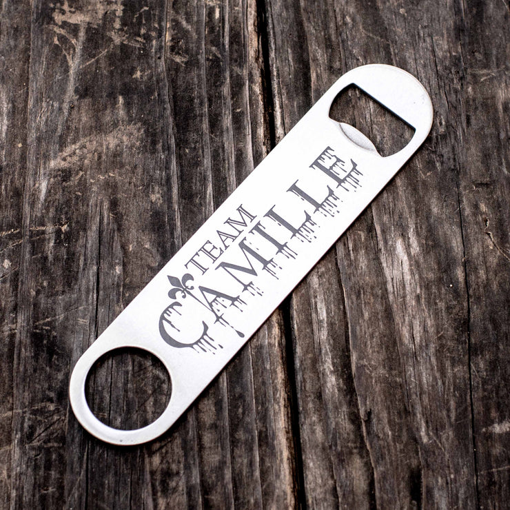 Team Camille - Bottle Opener