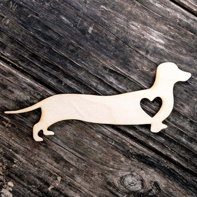 Wiener Dog - Dachshund - Bookmark