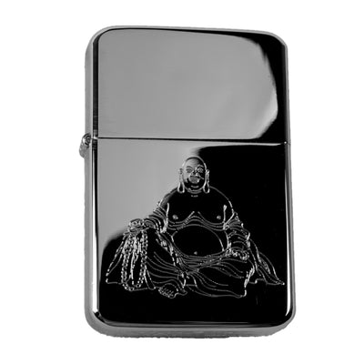 Lighter - Buddha High Polish Chrome R1