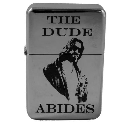 Lighter The Dude Abides L1