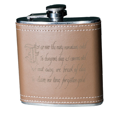 6oz Misty Mountain Flask KLB