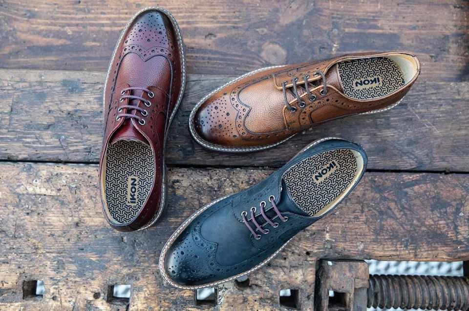 IKON Original Footwear at Henry George Menswear