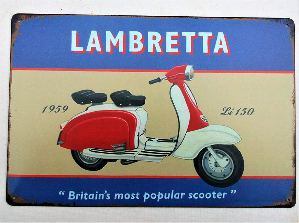 Lambretta Clothing at Henry George Menswear