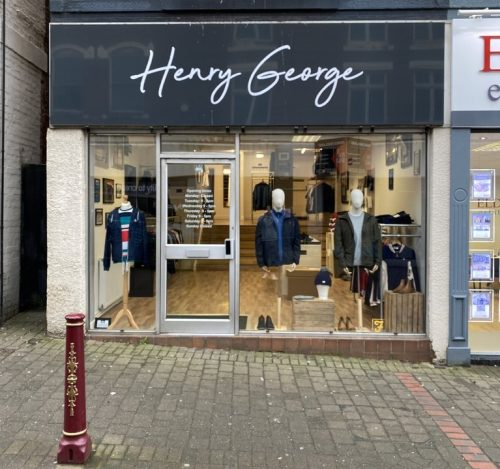 Indie Menswear Retailer to Open Second Outlet