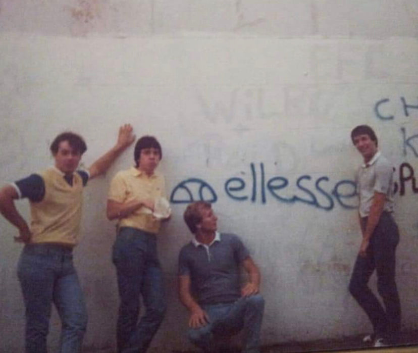 ellesse: A Trip Back to Your Youth