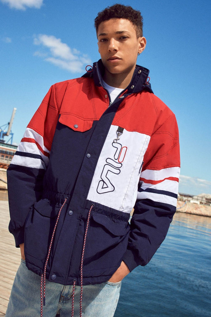 FILA AW19 at Henry George Menswear