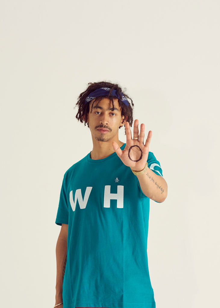 Original Penguin: New Originals x Jordan Stephens and I Am Whole