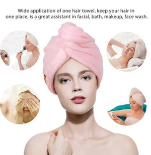 Super Absorbent Hair Towel