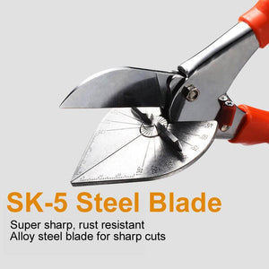 45º-135º Quick-Cut Mitre Shears