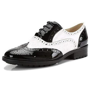 Plain Flat Round Toe Date Travel Flat & Loafers