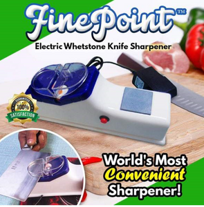FinePoint™️ Electric Whetstone Knife Sharpener-HOT