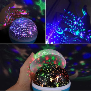 [Summer Holidays Promotion]Starry Sky Night Light Projector - 60% OFF TODAY ONLY!